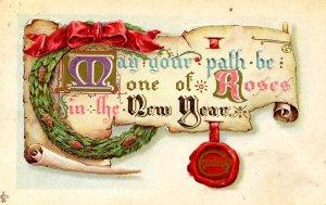 Greeting - New Year