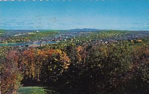 Canada La Reine Des Cantons De L Est Des Hauteurs Du Mont Bellevue Sherbrooke...