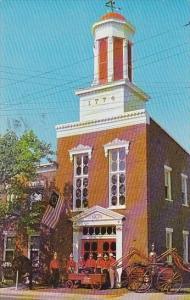 Friendship Veterans Fire Engine Company Alexandria Virginia 1960