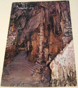 Spain Mallorca Capdepera Cuevas de Arte Reina de las Columnas 80 - posted
