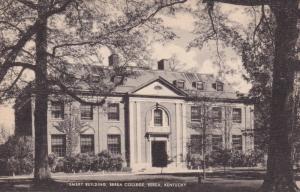 Emery Building , Berea College , BEREA , Kentucky ; 00s-10s