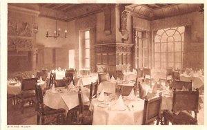 Dining Room, American Women's Club London United Kingdom, Great Britain, Engl...