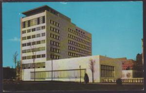 Veterans Memorial Building,Detroit,MI Postcard BIN