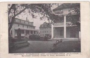 New Jersey Bound Brook Publishing &  Administration Bldg 1916 Zarepath Aca...