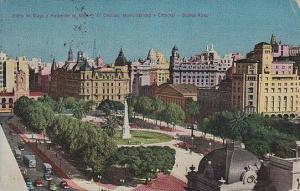 Plaza De Mayo Y Piramide De Mayo, El Cabildo, Municipalidad Y Catedral, Bueno...
