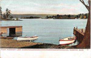 12906  MA Webster 1904   Point Pleasant Lake