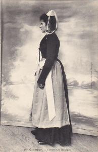 France Quimper Costume de Quimper