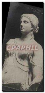 Old Postcard Venus Borghese ancient Greek statue