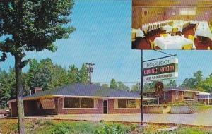Georgia Atlanta Dogwood Dining Room