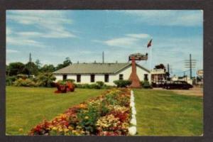 NB White House Lodge Motel ST JOHN NEW BRUNSWICK Canada