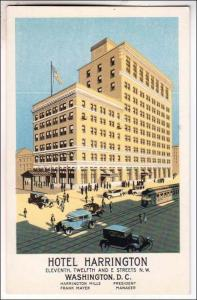 Hotel Harrington, Washington DC