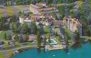 New Hampshire White Mountains Dixville Notch The Balsams