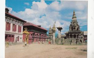 BF17603 nepal bhaktapur durbar square courtsey s d pant front/back image