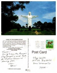 Christ of the Ozarks Statue, Eureka Springs, Arkansas