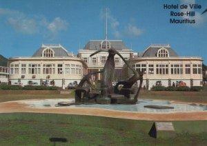 Mauritius Postcard - Hotel De Ville Rose-Hill   RR8908