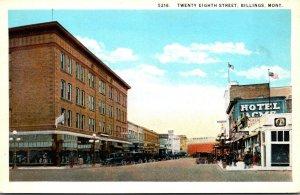 Montana Billings Twenty Eighth Street