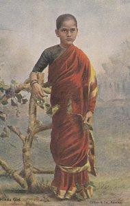 Hindu Girl , India , 00-10s