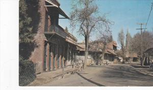 Main Street , COLUMBIA , California , 50-60s
