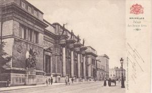 Palais Des Beaux Arts, BRUXELLES, Belgium, PU-1918