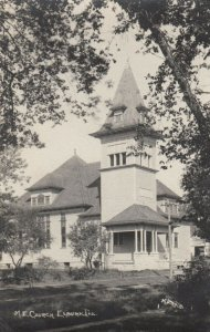 RP: ELBURN , Illinois, 1900-10s ; M.E. Church ; C.R.CHILDS