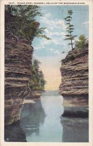 Sugar Bowl Channel Dells Of The Wisconsin River Racine Wisconsin
