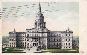State Capitol Lansing Mighigan 1907