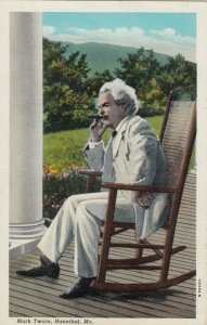 Mark Twain , Hannibal , Missouri , 1910s