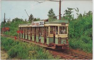 3331 Tram built by Meadowbrook Mfg Co 1926 No.1700 P Class Compartment Tram