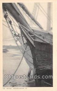 Regina Kennebunkport, ME Ship Postcard Post Card Kennebunkport, ME Postcard P...