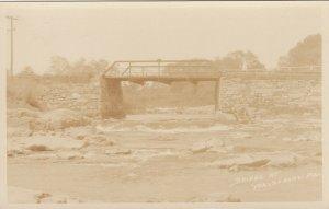 RP; WALDOBORO , Maine , 1900-10s ; Bridge
