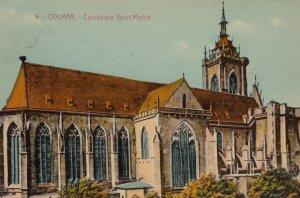 COLMAR i. E. , France, 1900-1910's; Cathedrale Saint-Martin