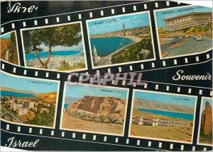 Postcard Modern Israel