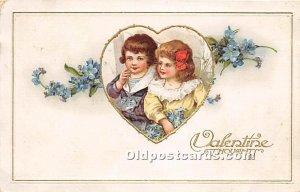 Publisher John Winsch Valentines Day 1922