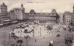 Belgium Bruxelles Gare du Nord