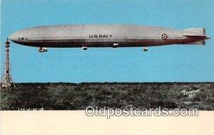 USS Shenandoah ZR-1 Zeppelin Unused