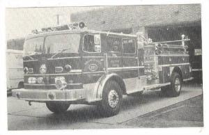 Woodlawn Volunteer Fire Company, Baltimore County, Maryland, 1940-1960s