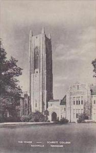 Tennessee Nashville The Tower Scarritt College Artvue