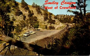Nebraska Crawford Smiley Canyon On U S Hi-Way 20