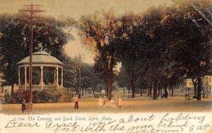 The Common & Band Stand Lynn, Massachusetts
