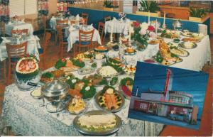 SEATTLE WASHINGTON - SELANDIA Restaurant 1950s view / 711 Elliott / GONE