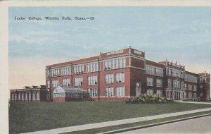 Texas Wichita Falls Junior College