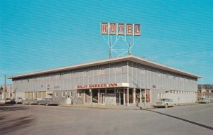 QUESNEL, B.C. , Canada , 50-60s; Billy Barker Inn , Cariboo Highway # 2