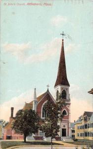 Massachusetts  Attleboro  St. John's Church