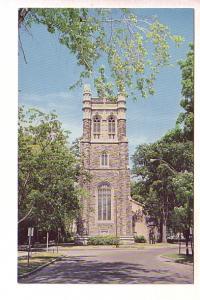 Grace Anglican Church, Branford, Ontario, Len Leiffer