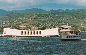 Arizona Memorial Pearl Harbor , Hawaii , PU-1979