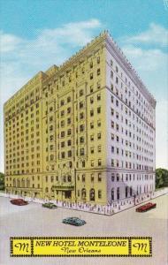 Louisiana New Orleans New Hotel Monteleone