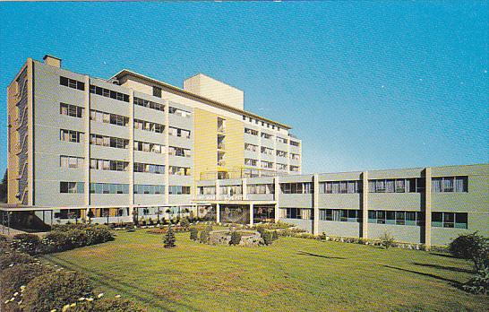 Canada Saint Mary's Hospital New Westminster British Columbia