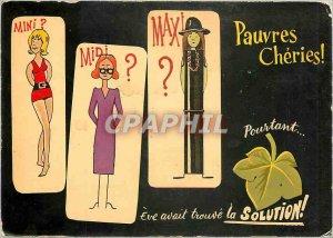 Modern Postcard Poor Cheries