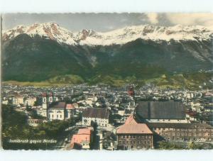old rppc NICE VIEW Innsbruck Austria i2222