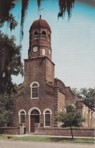 GEORGETOWN, South Carolina, PU-1970; Church Of Prince George Winyah